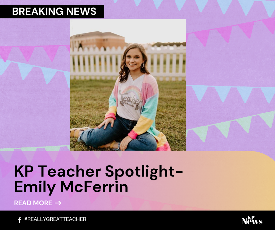 Teacher Spotlight - Emily McFerrin