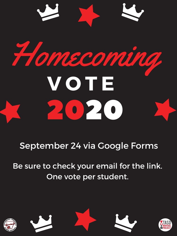Homecoming Vote 2020