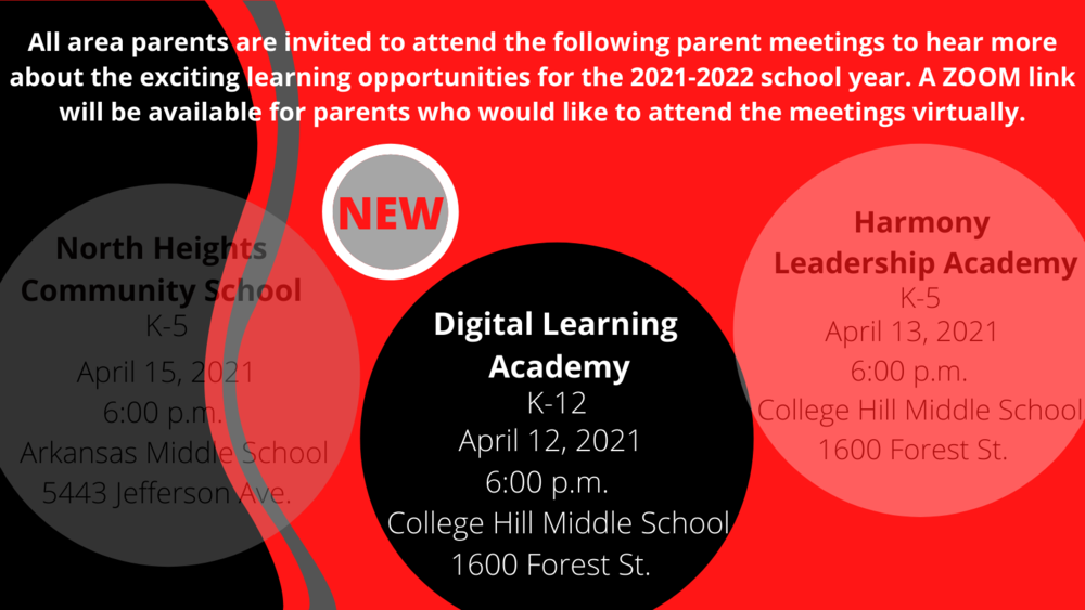 Digital Learning Academy Meeting