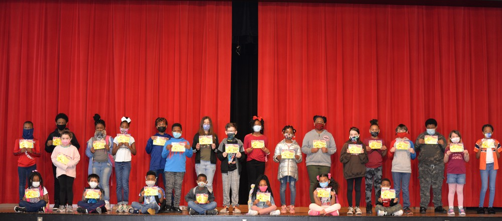 Scholars of the Week! March 8 - March 12, 2021