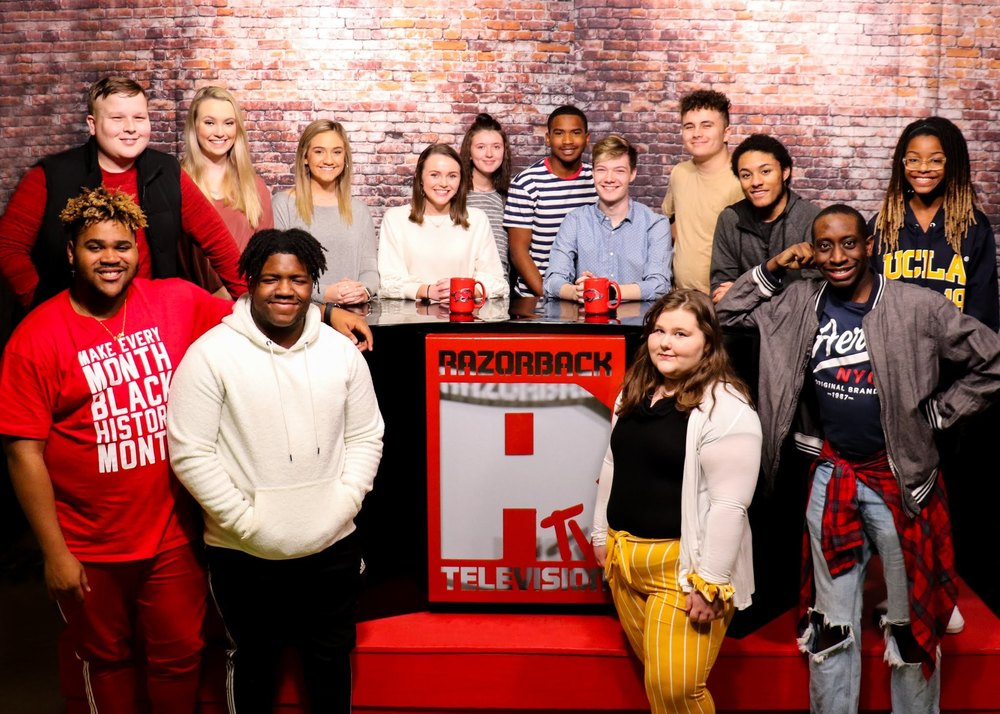 Razorback TV Wins Awards