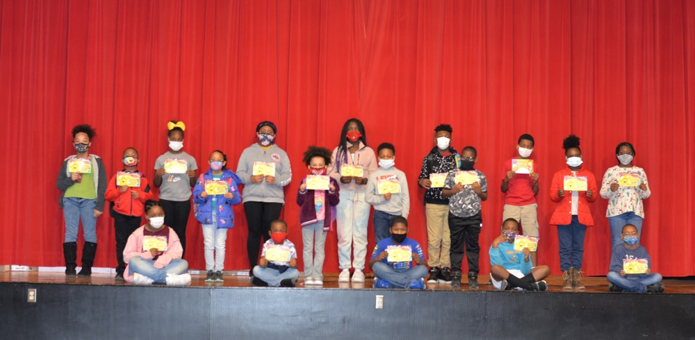 Scholars of the Week - March 1 - March 5,  2021