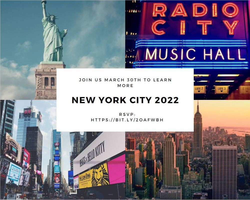 New York 2022 - EF Tours