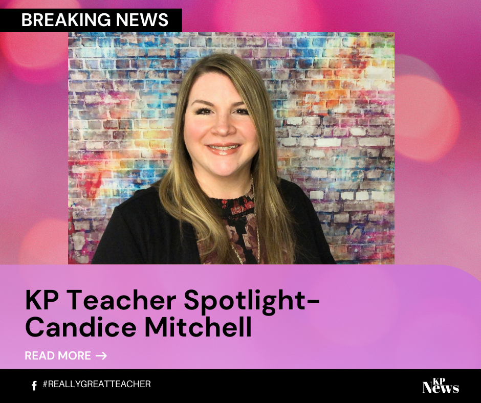 Teacher Spotlight - Candice Mitchell