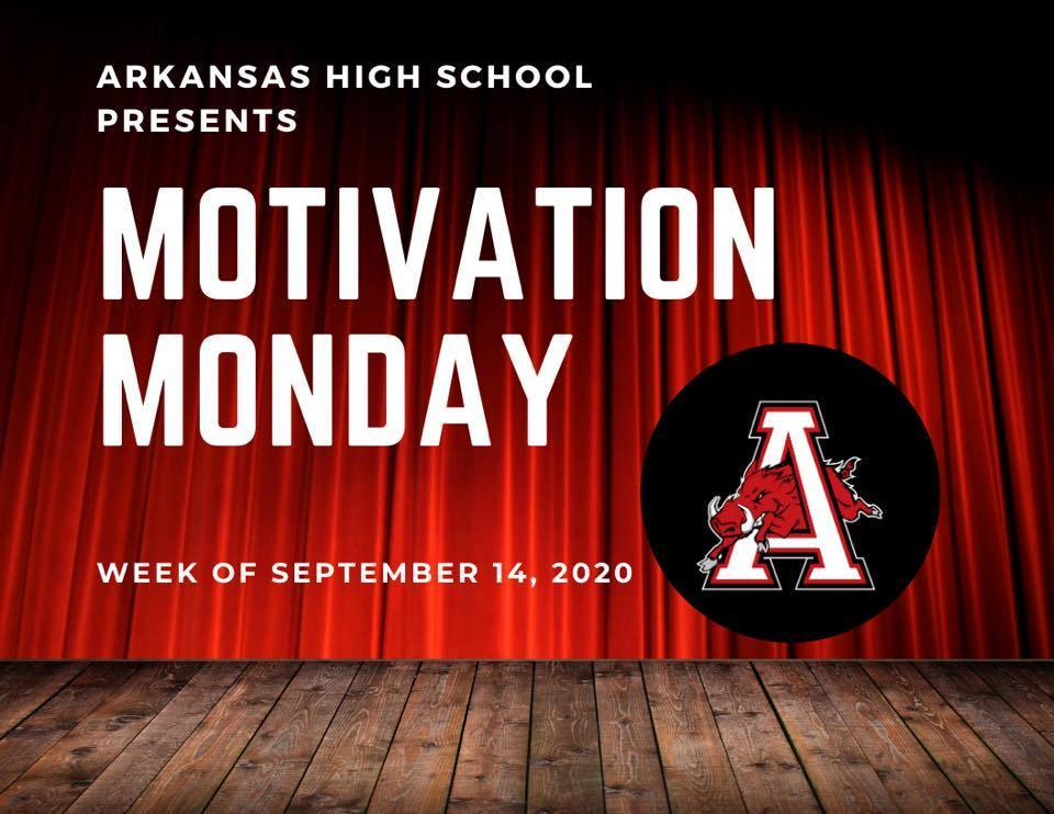 Arkansas High Motivation Monday 9-14