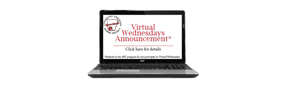 Virtual Wednesdays Announcement