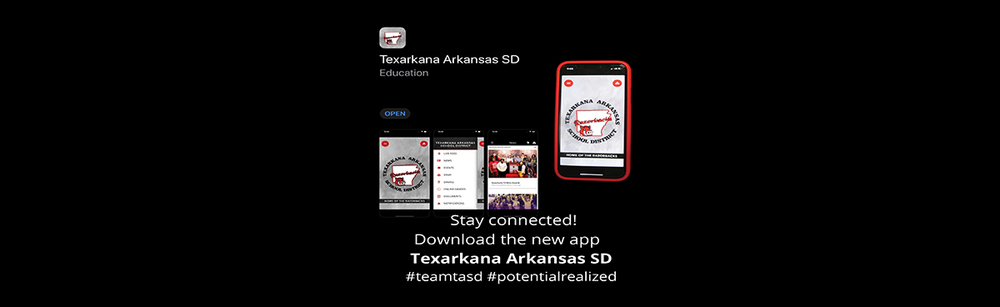 New App - Texarkana Arkansas SD
