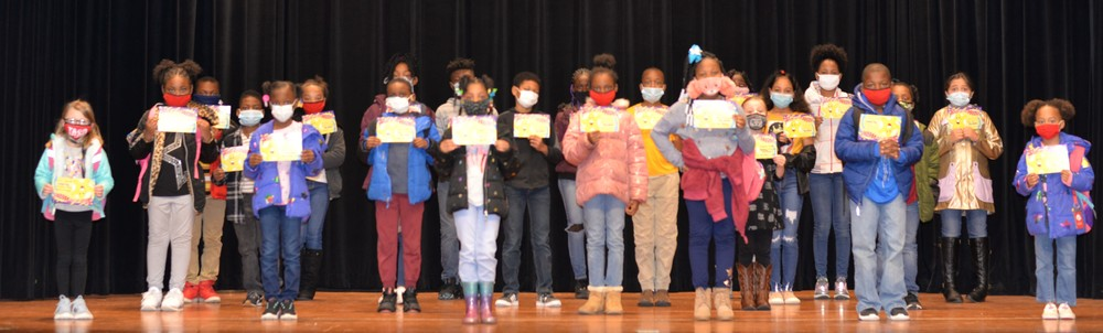 Scholars of the Week! February 22 - February 26, 2021