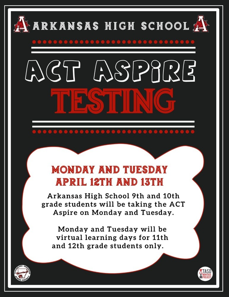 ACT Aspire Summative Test