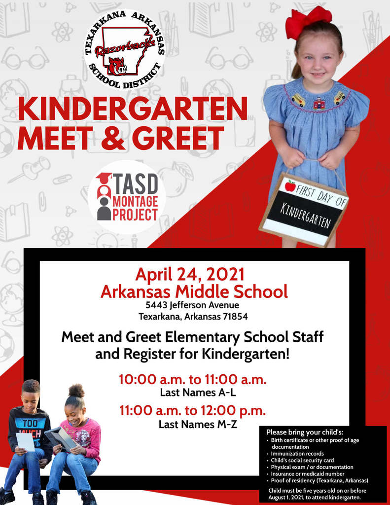 Kindergarten meet and greet