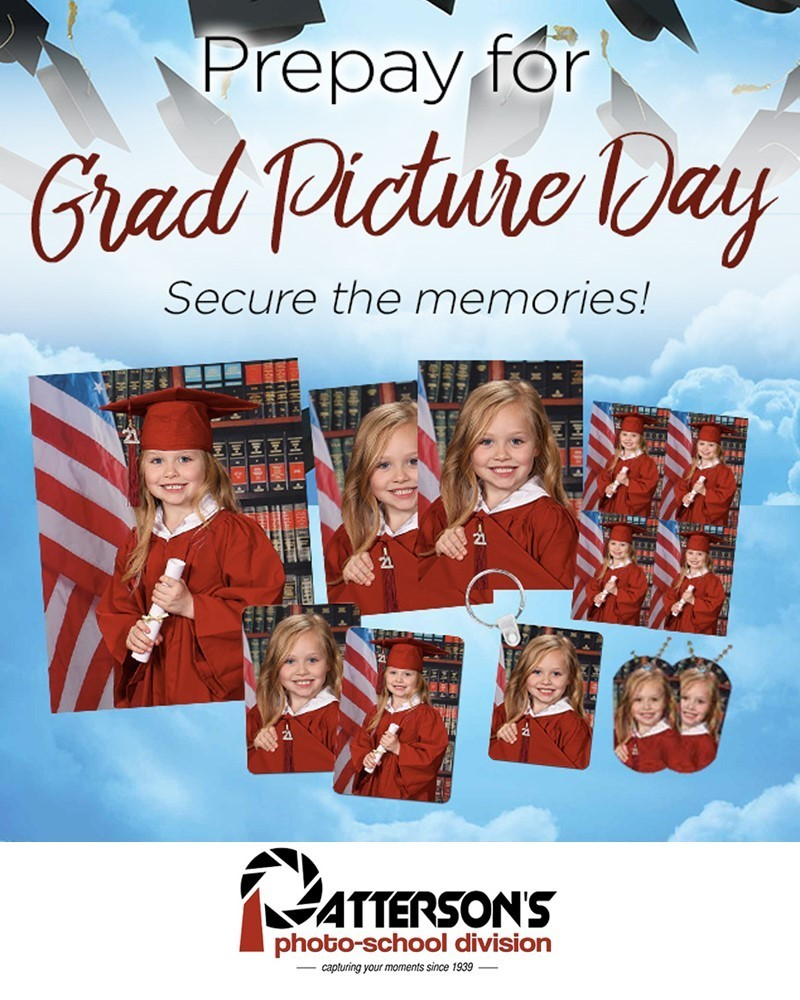 Kindergarten Graduation Photos