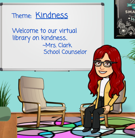 Mrs. Clark's Kindness Room