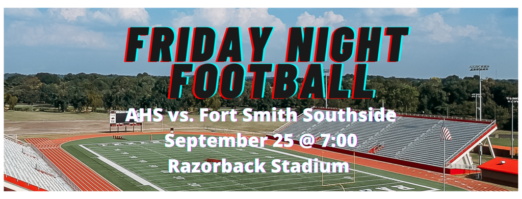 Friday Night Football game added